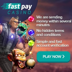 Fastpay Casino - free bonus, crypto currency, instant withdrawals