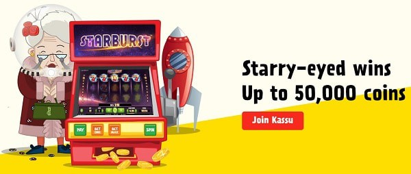 Starburst slot free spins