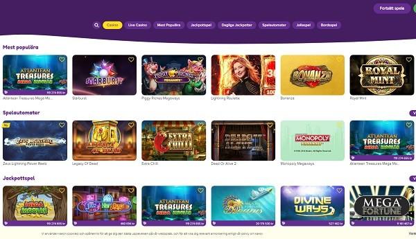 Jalla Casino Review