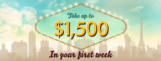 777 Casino 1500 free play bonus