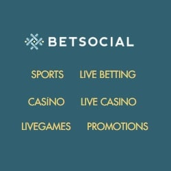 Betsocial Casino 20 free spins no deposit bonus on registration