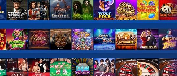 EUSlot Casino SoftSwiss Games