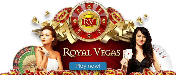 Royal Vegas Casino - register, log in, and play!