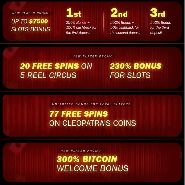 Superior $25 free bonus, promotions, codes