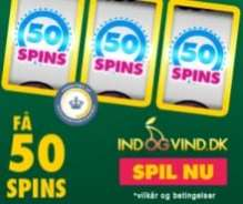 Indogvind Casino free spins