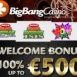 Big Bang Casino