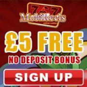 Mobi Reels Casino free spins