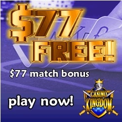 Casino Kingdom banner 250x250