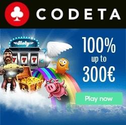 Codeta Casino banner 250x250