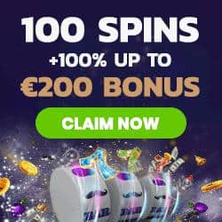 Mr Play Casino €200 gratis and 100 free spins - exclusive bonus!
