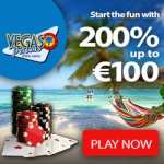 Vegas Palms Casino 200 free spins + 200% bonus up to €100