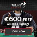 Wild Jack Casino – €600 exclusive welcome bonus and 100 free spins