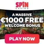 Spin Casino $1000 free bonus – Microgaming, Netent, SBTech Sports
