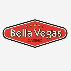 Bella Vegas Casino $20 no deposit and 45 free spins (USA OK)