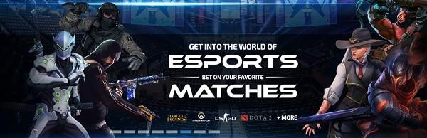 Crypto Sports and Esports