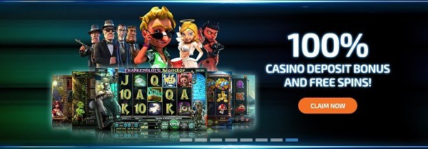Playbetr 100% bonus and Free Spins