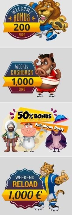 Zig Zag 777 Casino Promotions