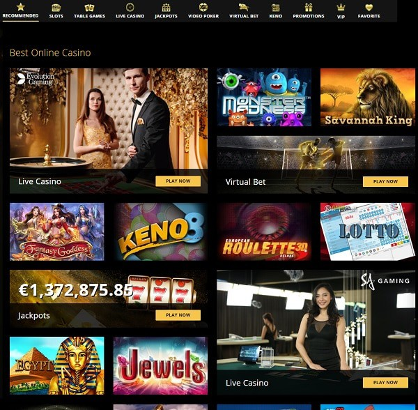 PlayBet online casino review