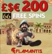 Flamantis Casino free spins