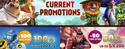 Play Amo Casino Bonus
