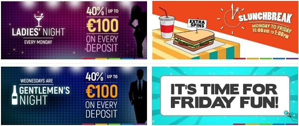 SlotsMillion Casino Promotions and Rewards