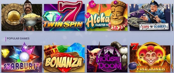 Casiplay Casino new games and big jackpots
