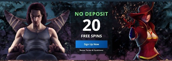 20 Free Spins to Casino Online