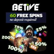 Betive Casino free spins