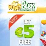 Winspark [register & login] – €5 free bonus no deposit required