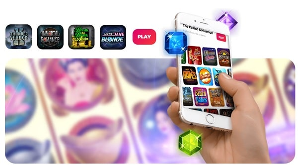 Spin Casino Review - mobile and online