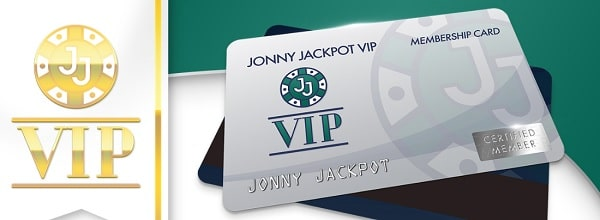 Jonny Jackpot Casino VIP rewards
