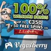 Vegas Berry Casino free spins