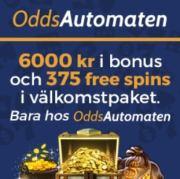 OddsAutomaten Casino free spins