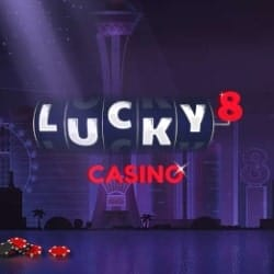 Lucky 8 Casino [lucky8.com] 8 free spins gratis - no deposit bonus