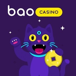 Bao Casino 100 free spins + 200% up to €300/1.5 BTC bonus