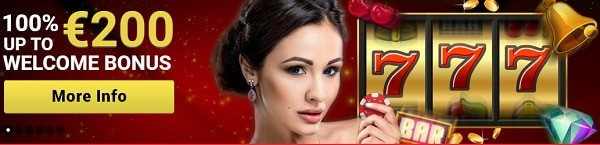 Mongoose Casino 200 EUR welcome bonus