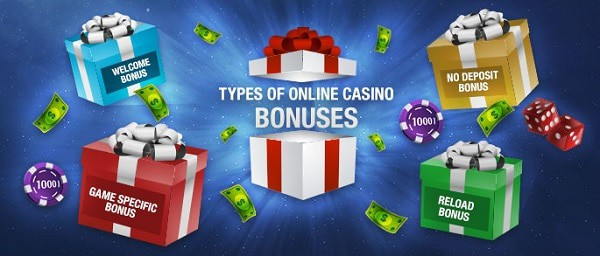 How to get online casino bonuses