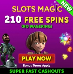 Slots magic free spins field bet craps strategy