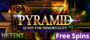 Pyramid Quest for Immortality free spins