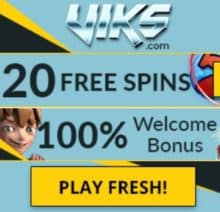 VIKS Casino Review: CLOSED!
