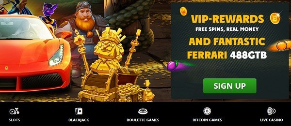 VIP Rewards at play amo casino