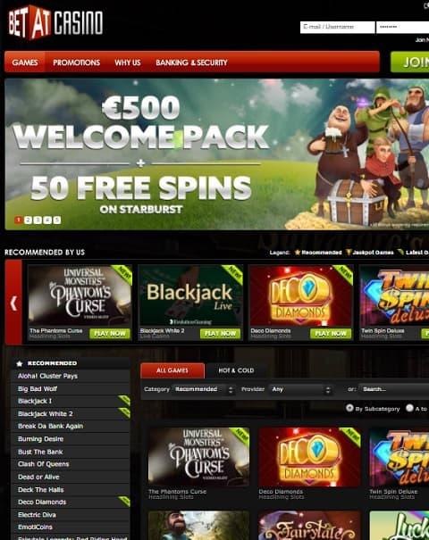 betat casino free bonus
