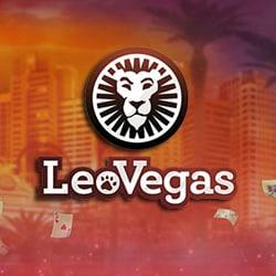 Leo Vegas Casino 170 gratis spins and €1600 free bonus