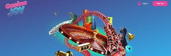 Casino Joy bonuses