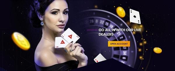 CasiPlay Live Casino