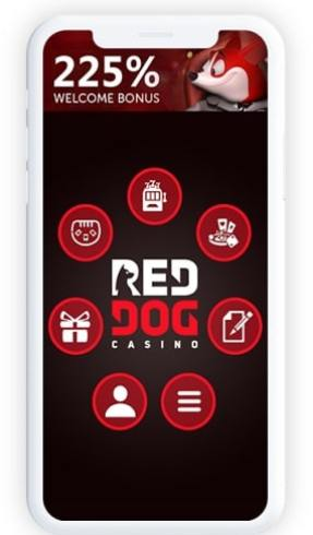 Red Dog Mobile Casino