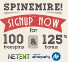 Spin Empire Casino free spins