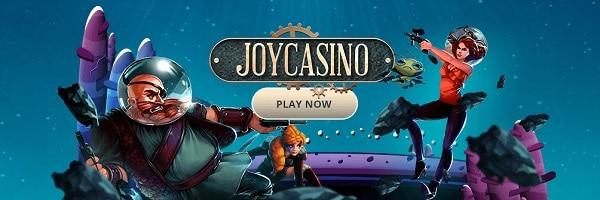 JoyCasino.com free spins