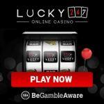 Lucky 247 Casino (UK) online slots, roulette, blackjack, and poker