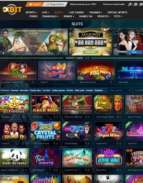 1 x bit casino